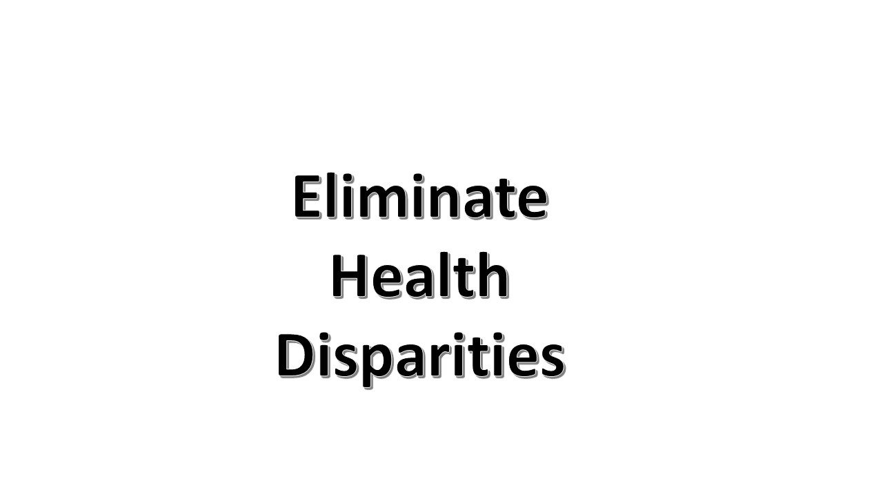 Eliminate Project 2015 Minority Health Project 2015